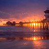 Day's End - Huntington Beach, CA, USA