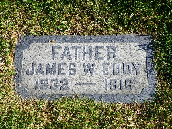 """Colonel James Eddy and his family are buried at Hollywood Forever Cemetery. He was the builder of Angels Flight - <a href=""""https://en.wikipedia.org/wiki/J._W._Eddy"""">https://en.wikipedia.org/wiki/J._W._Eddy</a>"""