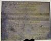 Re-opening dedication plaque - 1996