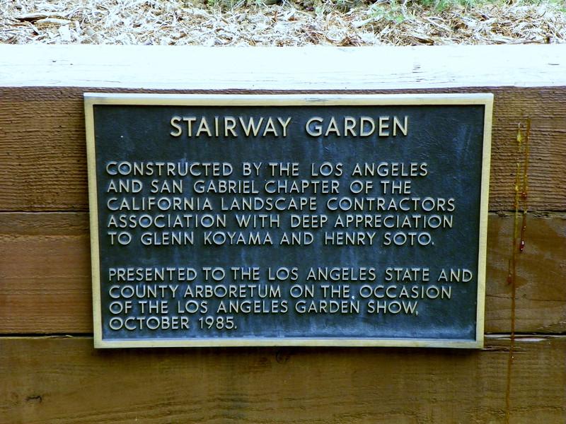Stairway Garden - 1