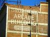 Broadway Arcade Building today