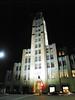 Bullock's Wilshire at night