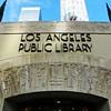 """Richard Riordan Central Library - 2<br /> """"Books Invite All: They Constrain None"""""""