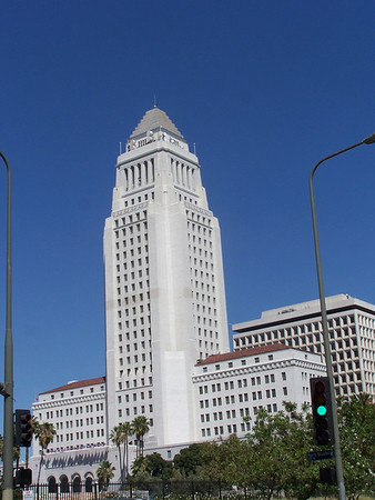 Los Angeles City Hall 1