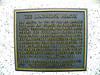 Lindbergh Beacon Plaque
