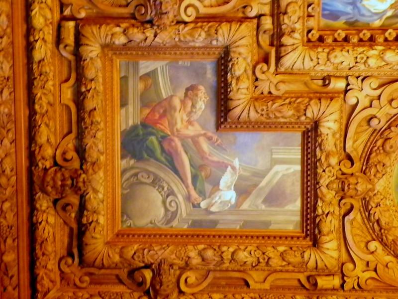 Ceiling detail - 2