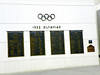 Plaques of the 1932 Olympics