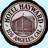 The Official Hotel Hayward Stamp