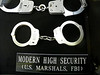 Modern High Security cuffs