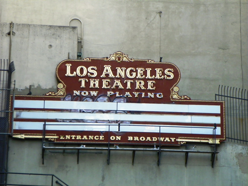 Los Angeles Theatre -1