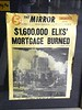 February 23, 1949 - A $1.6 million dollar mortgage when newspapers cost a nickel