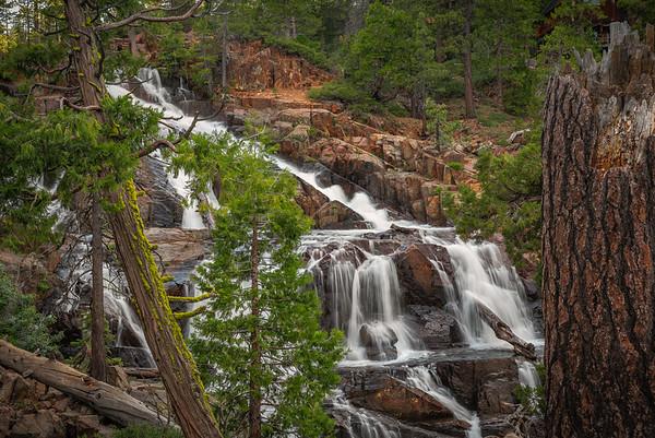 Glen Alpine Waterfall