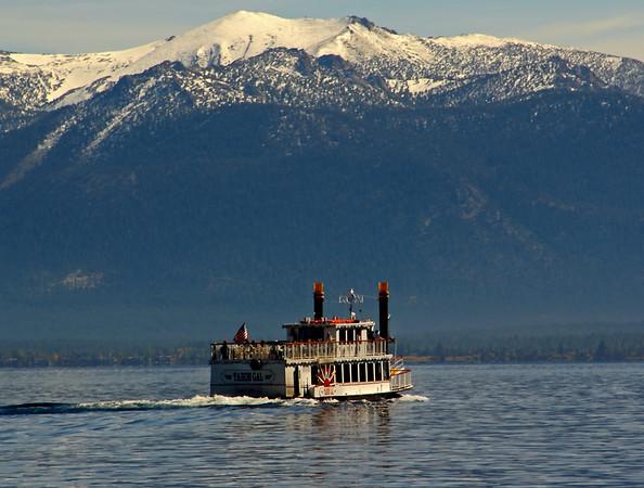 Steamer Tahoe Gal