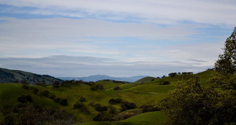 EBRP - Del Valle.  Airplane Hill trails