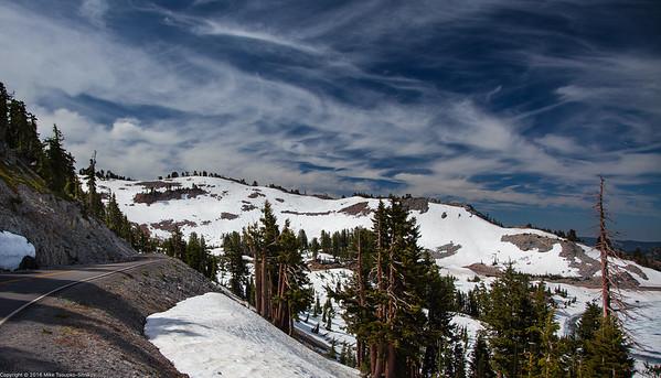 Lassen Peak Highway