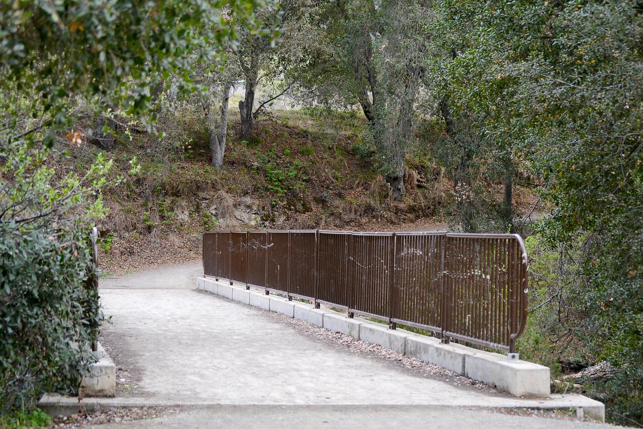 Del Valle Bridge.
