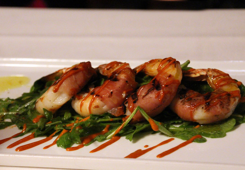Lodi California, Rosewood Bar & Grill, Grilled Shrimp