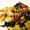 Lodi California, Rosewood Bar & Grill, Swordfish Steak