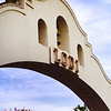Lodi California, Golden Bear on Lodi Arch