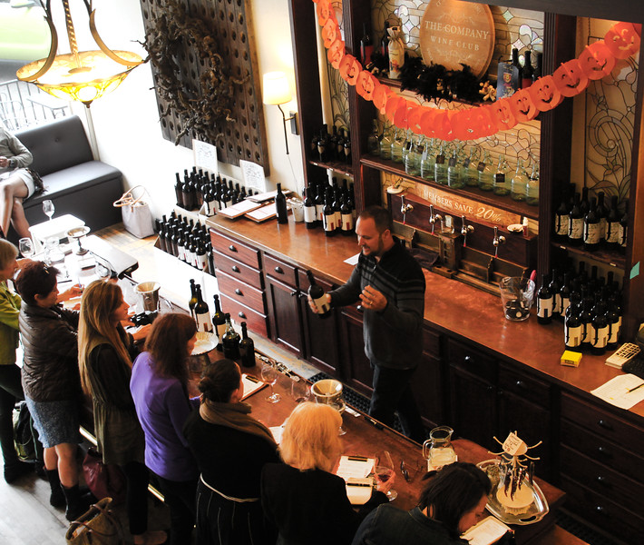 Lodi California, Jeremy Wine Company Tasting