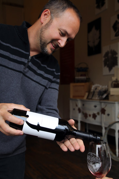 Lodi California, Jeremy Trettevik, Jeremy Wine Co.