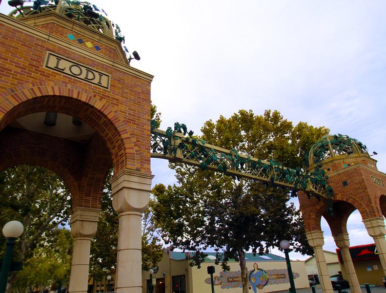 Lodi California, Town Portal