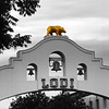 Lodi California, Historic Arch
