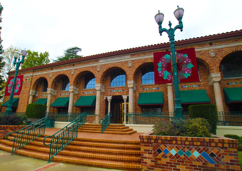 Lodi California, Former City Hall