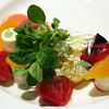 Lodi California, Wine & Roses Restaurant, Beet & Goat Cheese Salad
