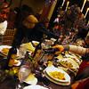 Lodi California, Paella Dinner, St. Jorge Winery