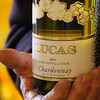 Lodi California, The Lucas Winery, 2001 Chardonnay Tasting
