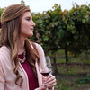 Lodi California, Winetasting in Vineyard, Harney Lane Winery