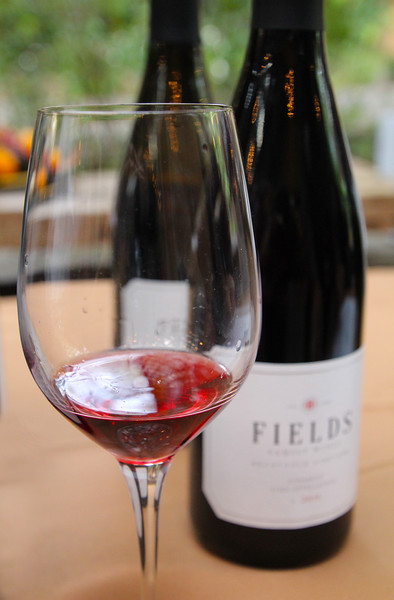 Lodi California, Fields Winery