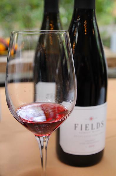 Lodi California, Fields Winery