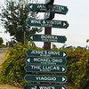 Lodi California, LOCA Wines of Lodi Sign
