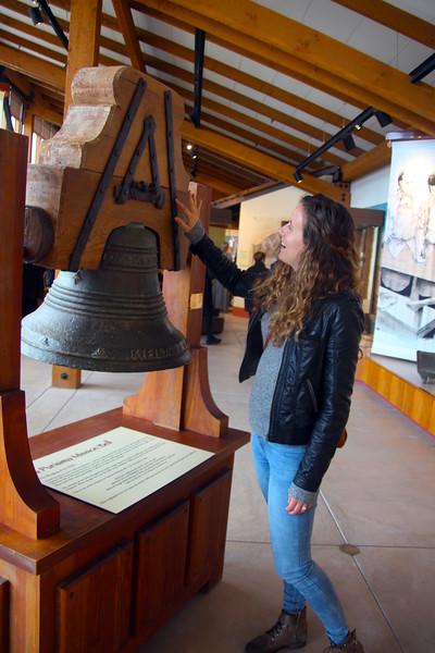 Lompoc California, La Purisima Mission Visitors Center