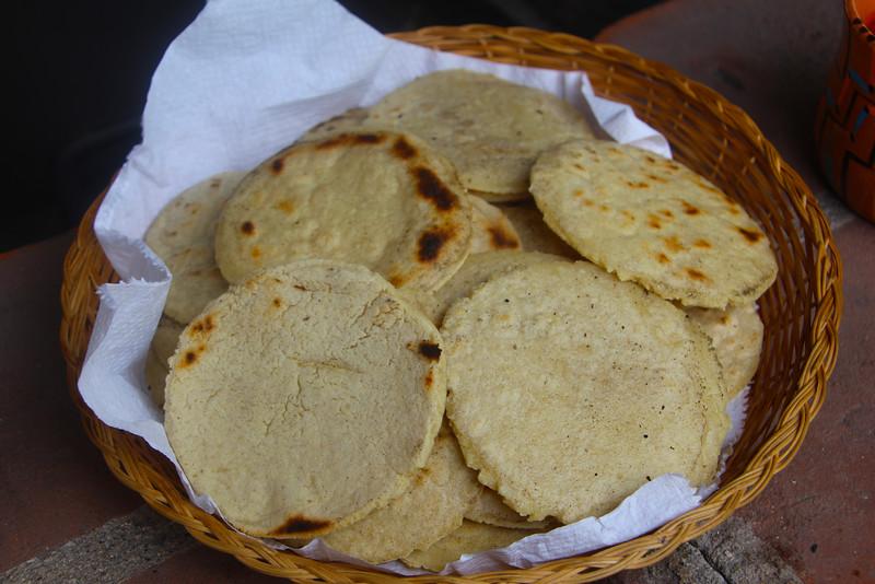 Lompoc California, La Purisma Mission, Corn Tortillas