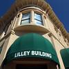 Lompoc California, Vintage Architecture, Lilley Building