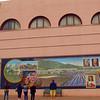 Lompoc California, Flower Industry Mural