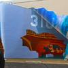 Lompoc California, John Pugh Tromp D'Oeill Ship Mural
