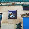 Lompoc California, Brick Wall Mural