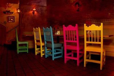 Olvera Street Restaurant  Los Angeles CA