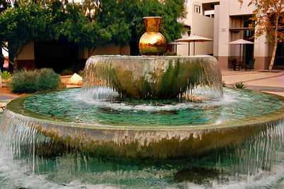 Water District Fountain