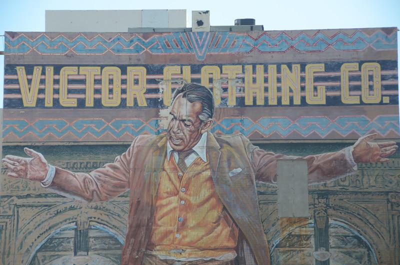 Core District Los Angeles