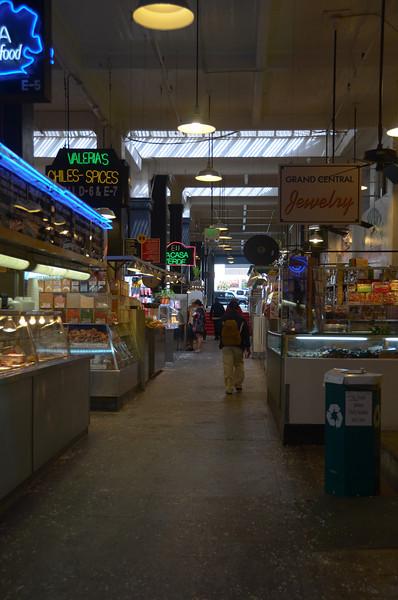 Los Angeles Grand Central Market