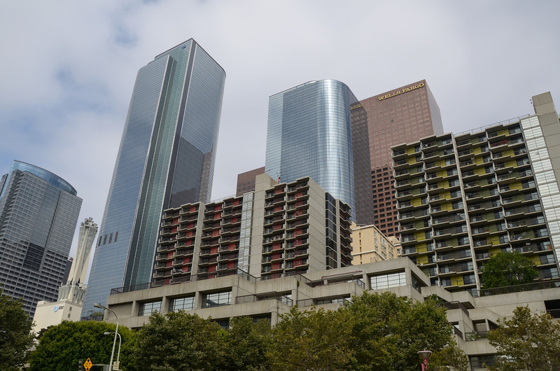 Los Angeles Core District