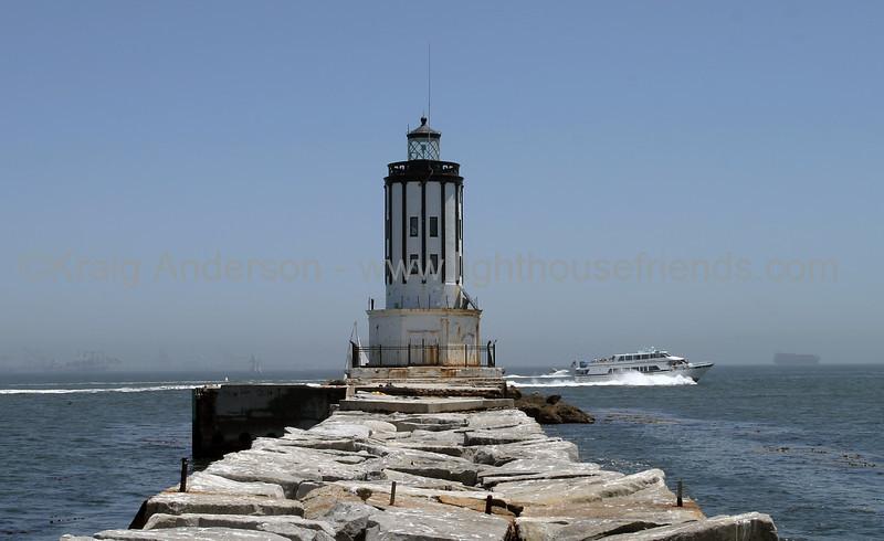 Los Angeles Harbor Lighthouse