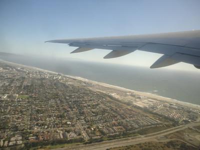 leaving LA for Alaska