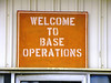 Welcome to Base Operations