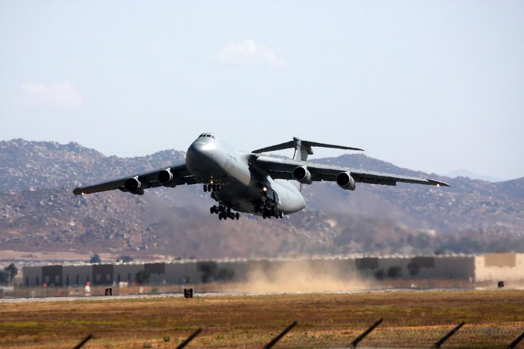 The McDonnell Douglas C-17